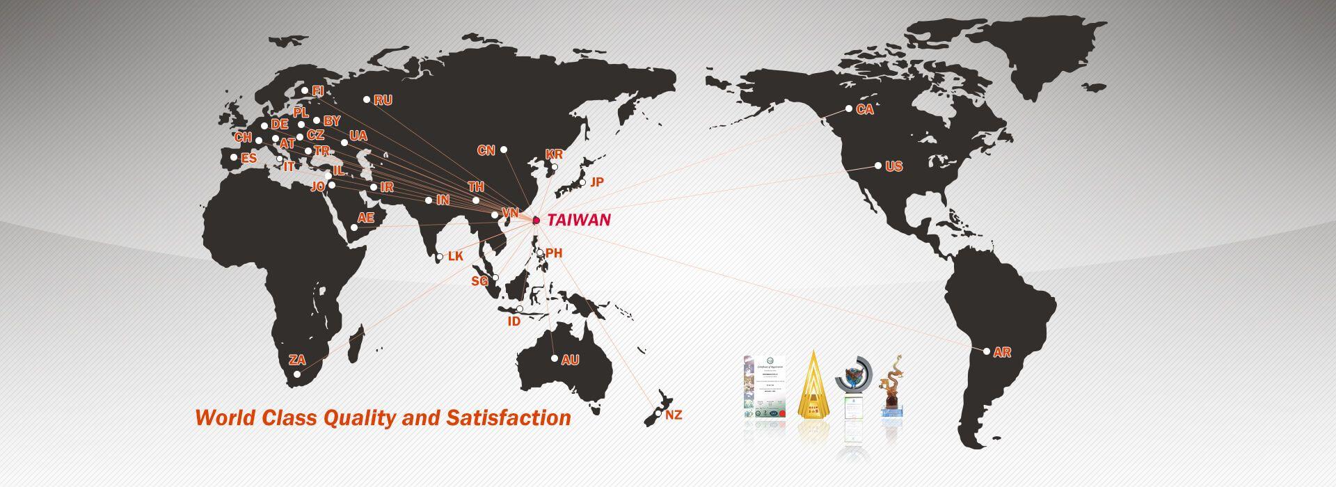 YYCYuan Yi Chang Machinery Co Ltd